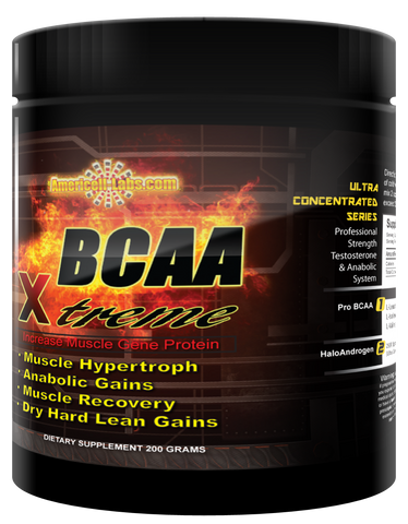 American Cellular Labs BCAA XTREME  8-2-2 Ratio