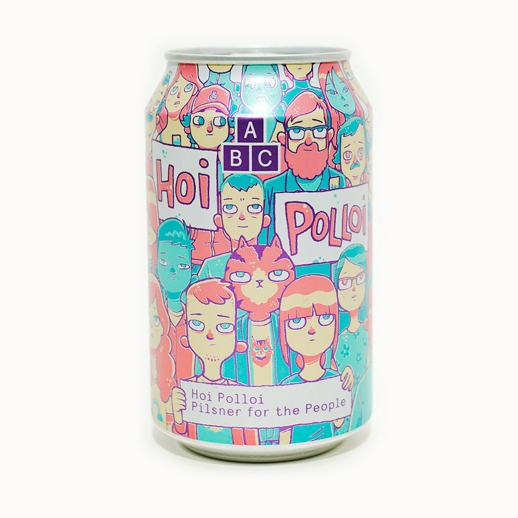 Picture of Hoi Polloi 4.8%