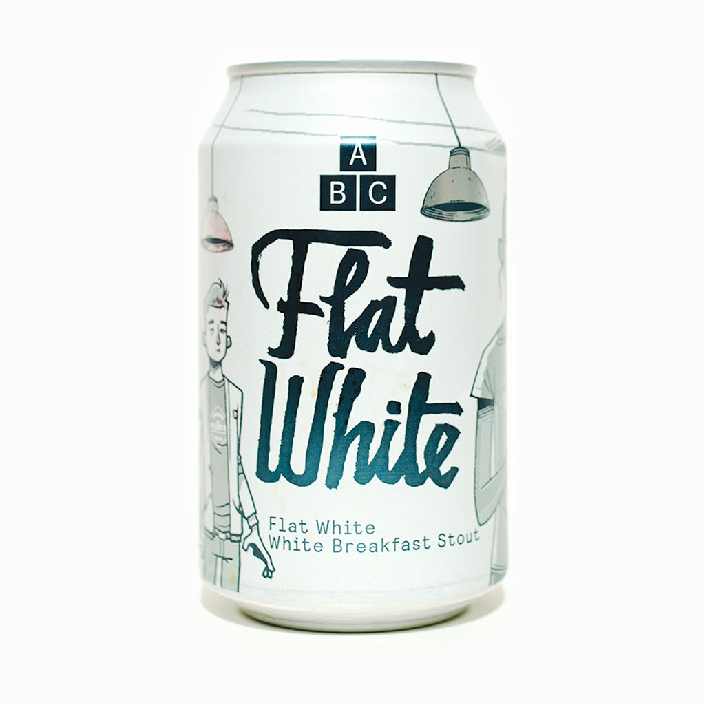 Picture of Alphabet Flat White 7.8%