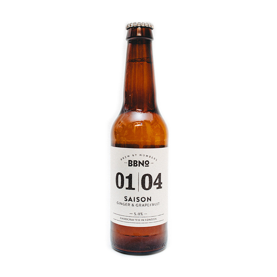 Picture of 01|04 Saison Ginger Grapefruit 5.9%