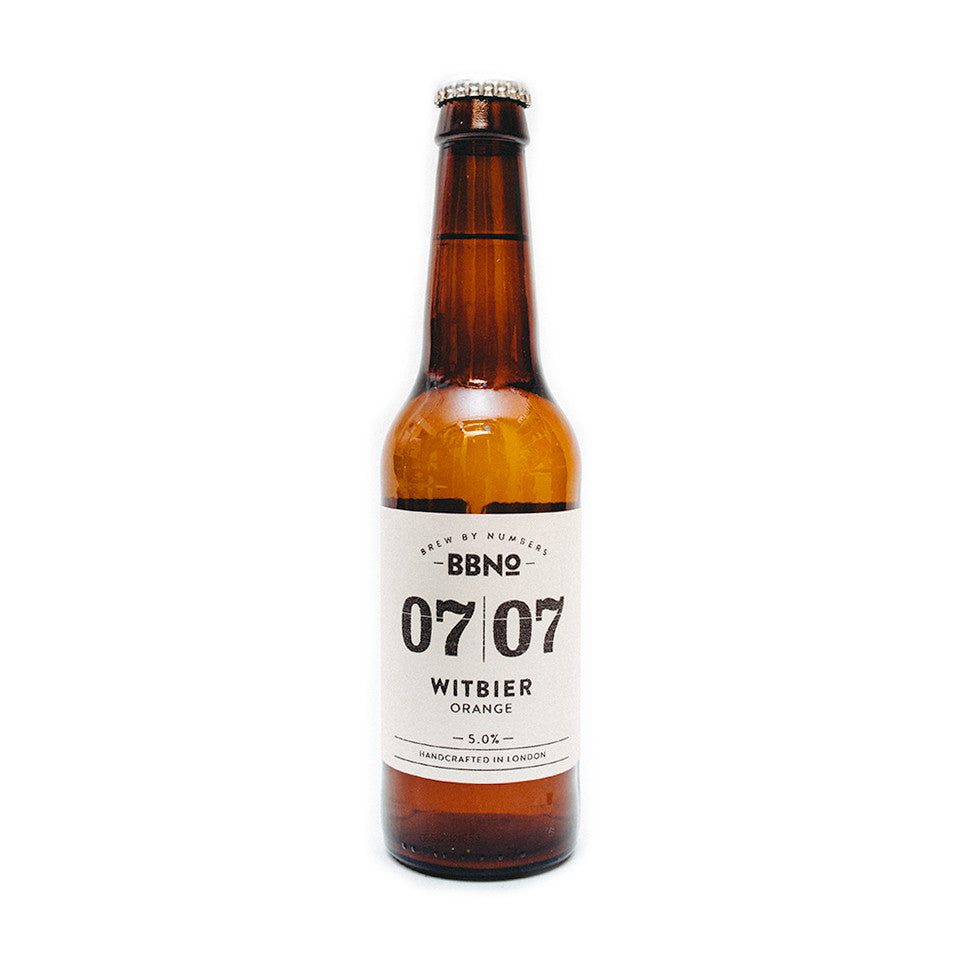 Picture of 07|07 Witbier Orange 5.4%