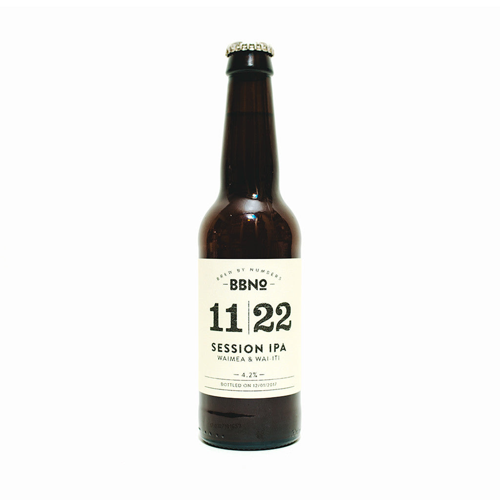 Picture of BBNo. 11|22 Session IPA Waimea Wai-iti 4.2%