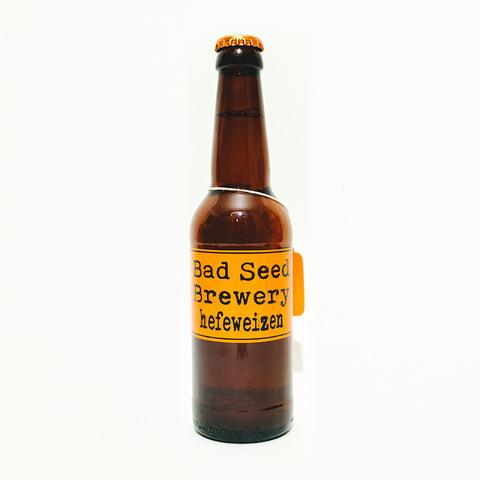 Bad Seed Hefeweizen 5.1%