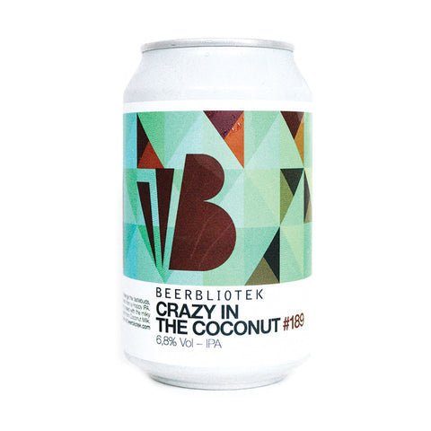Crazy in the Coconut 6.8%