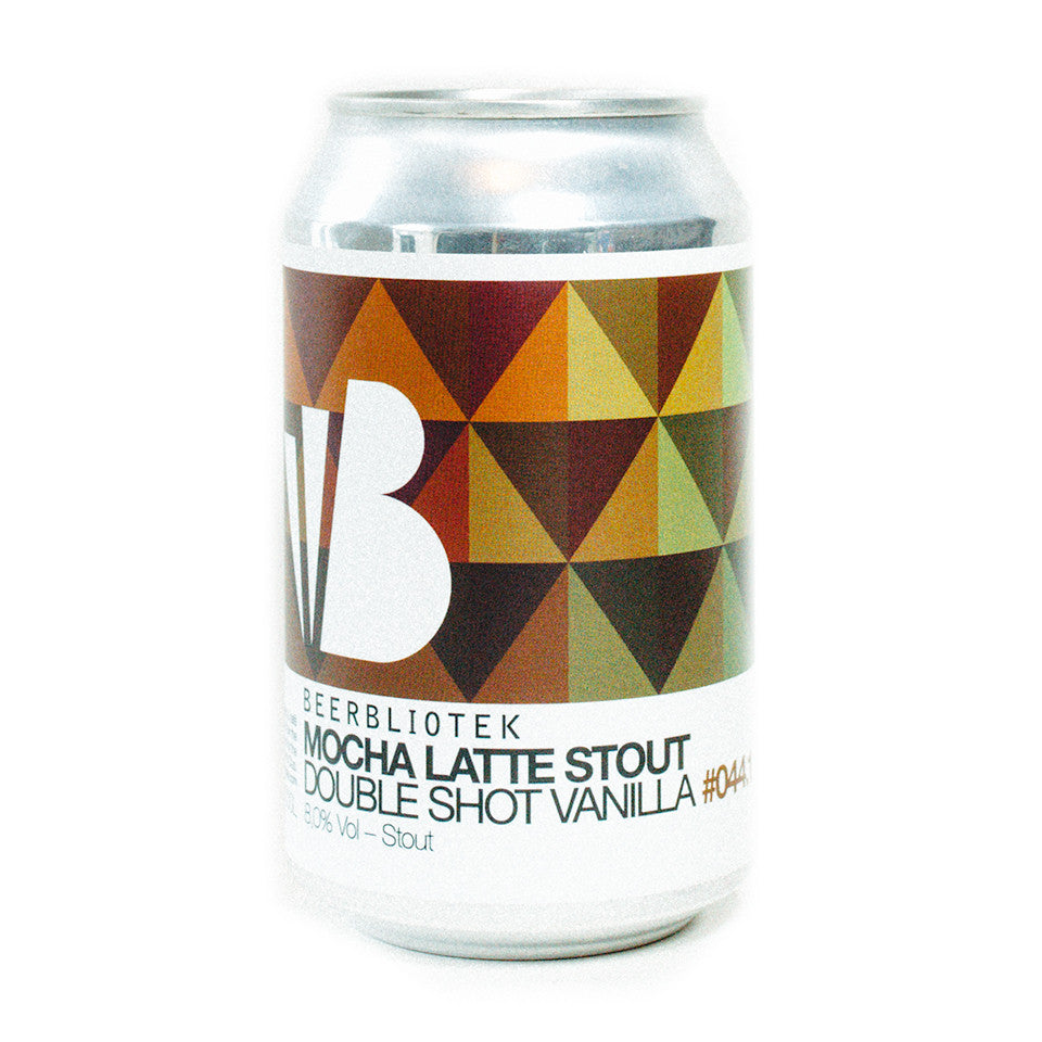 Picture of Mocha Latte Stout Double Shot Vanilla 8%