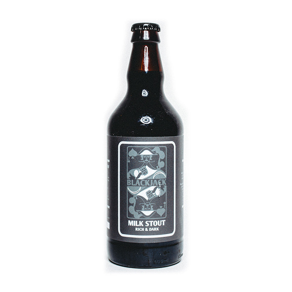 Picture of Blackjack Milk Stout 4.5%