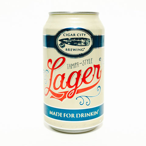 Tampa-Style Lager 4.5%