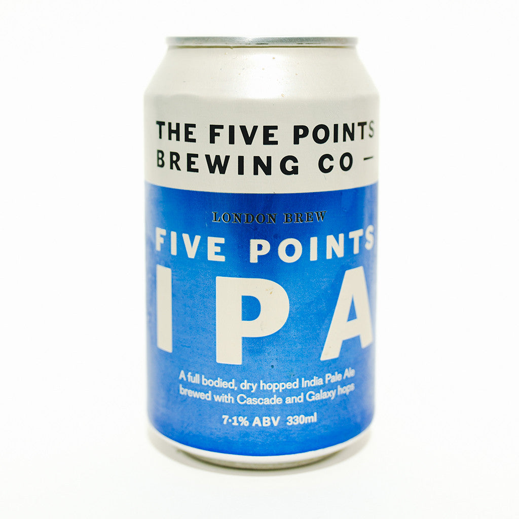 Picture of Five Points IPA 7.1%