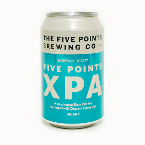 Five Points XPA 4%