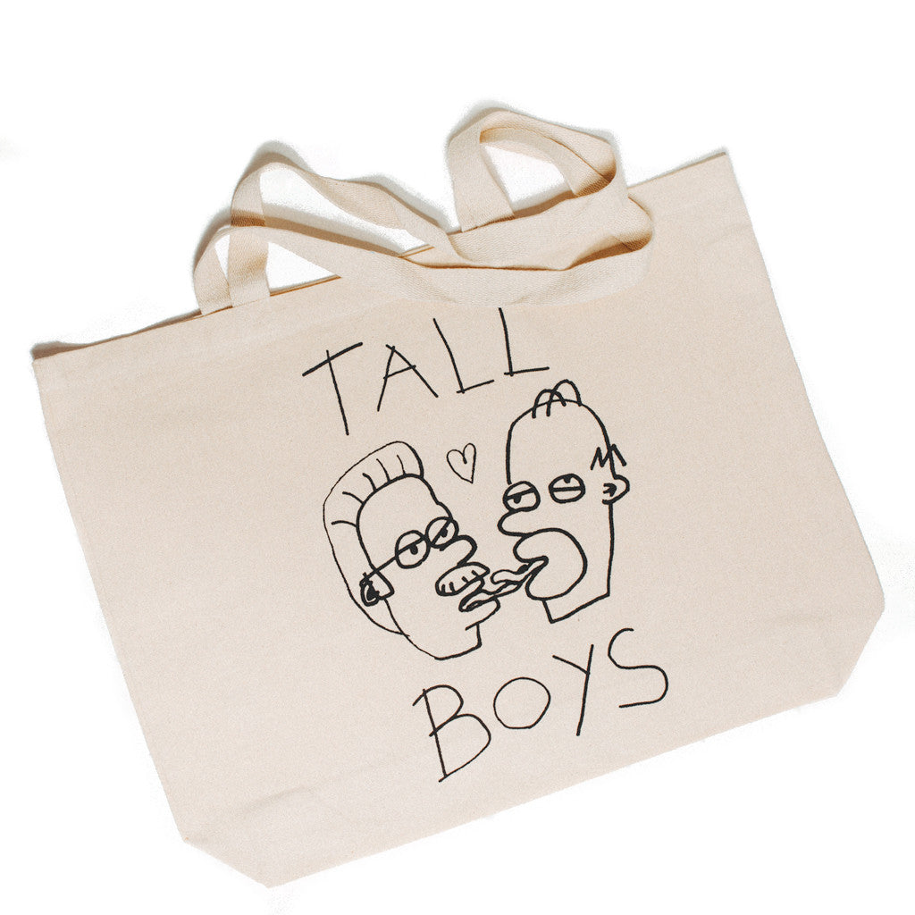 Picture of Tall Boys Shopper