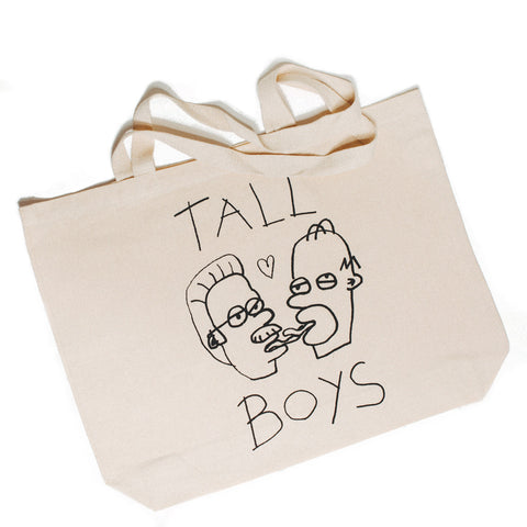 Tall Boys Shopper