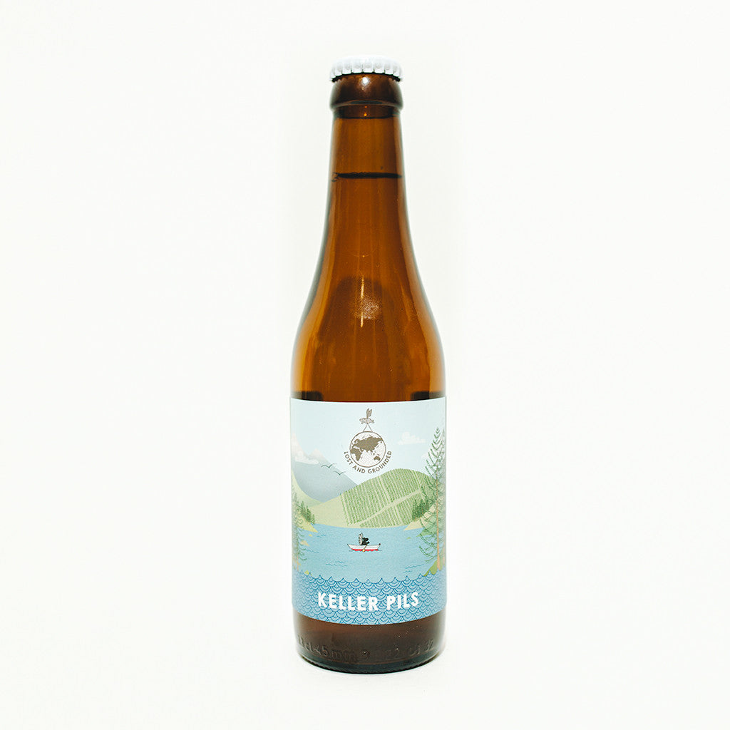 Picture of Lost and Grounded Keller Pils 4.8%