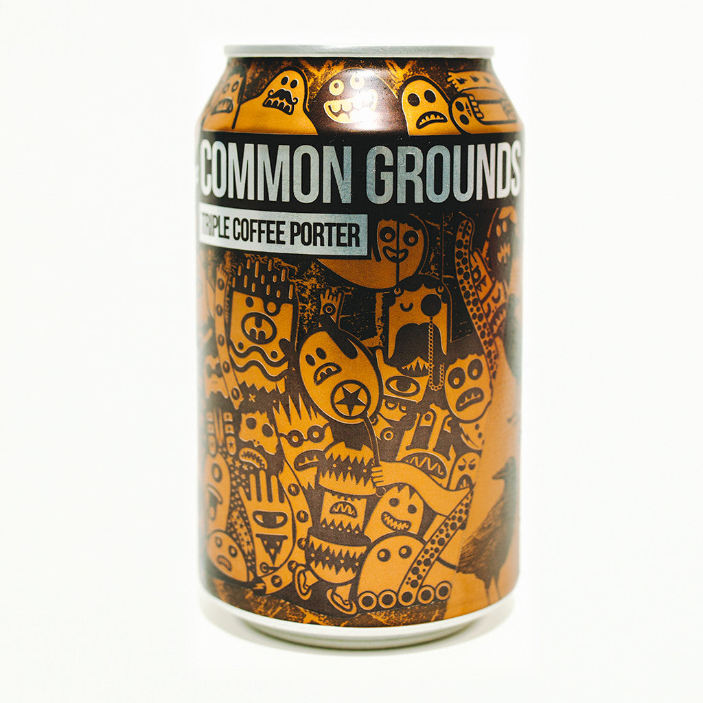 Picture of Common Grounds 5.4%