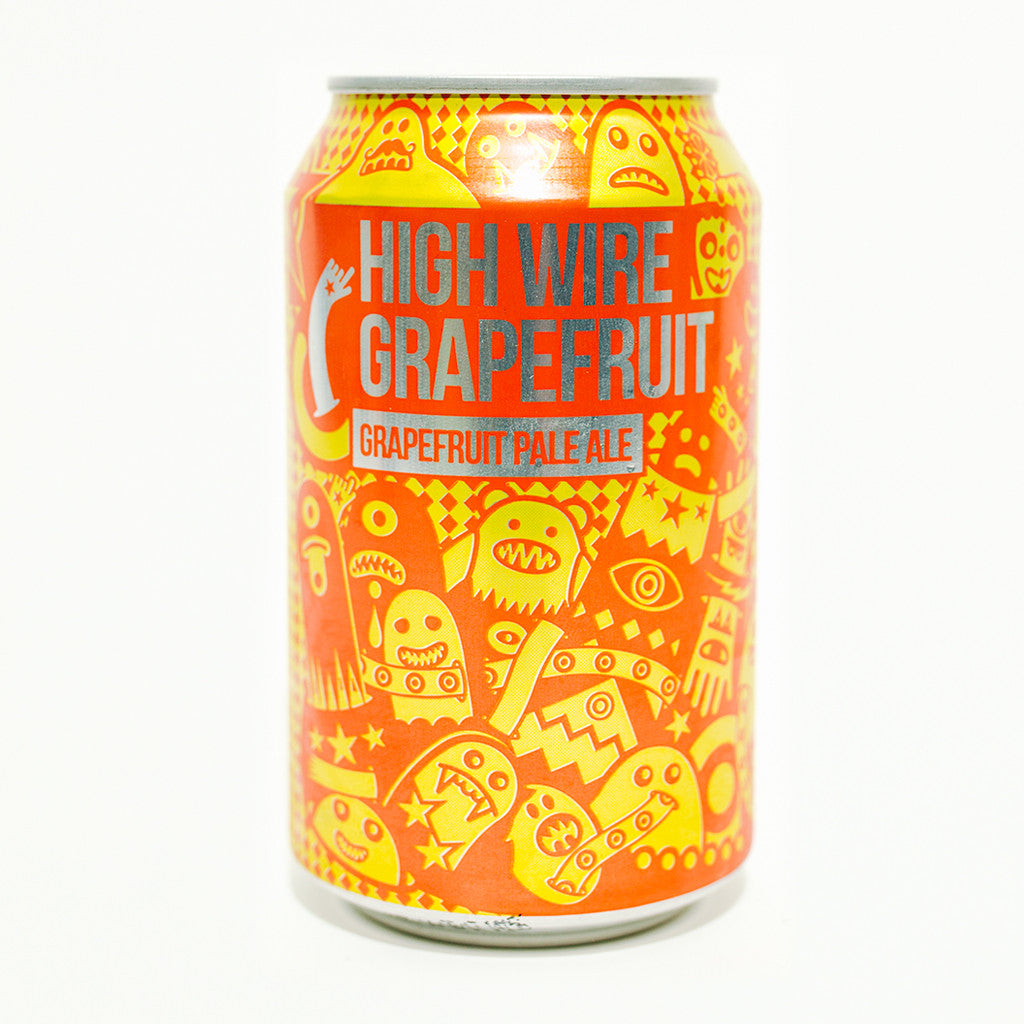 Picture of Highwire Grapefruit 5.5%