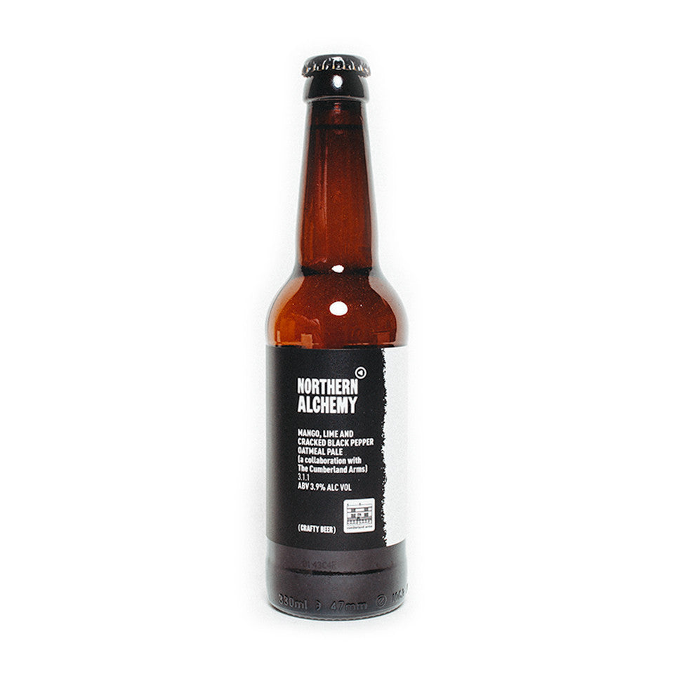Picture of Mango, Lime & Cracked Black Pepper Oatmeal Pale 3.9%