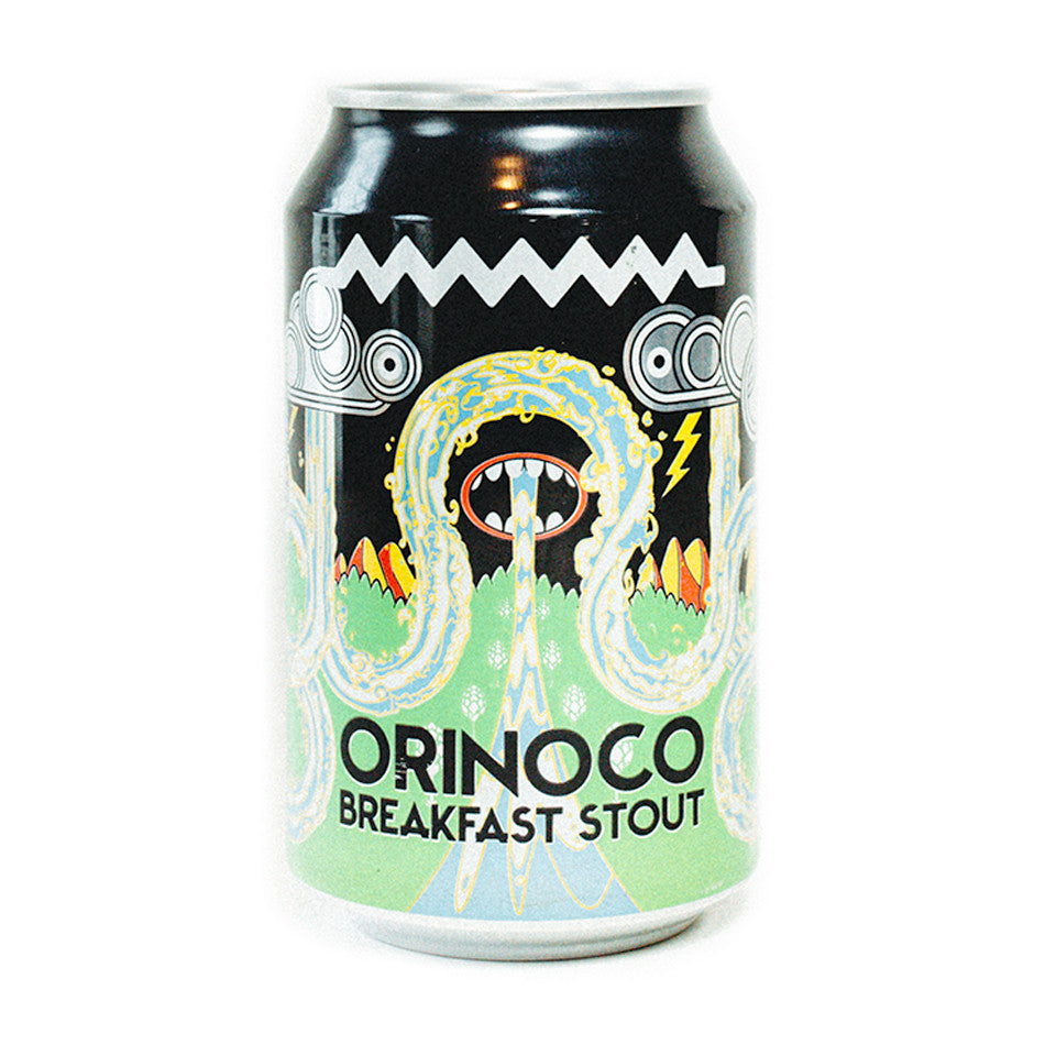 Picture of Orinoco Breakfast Stout 6%