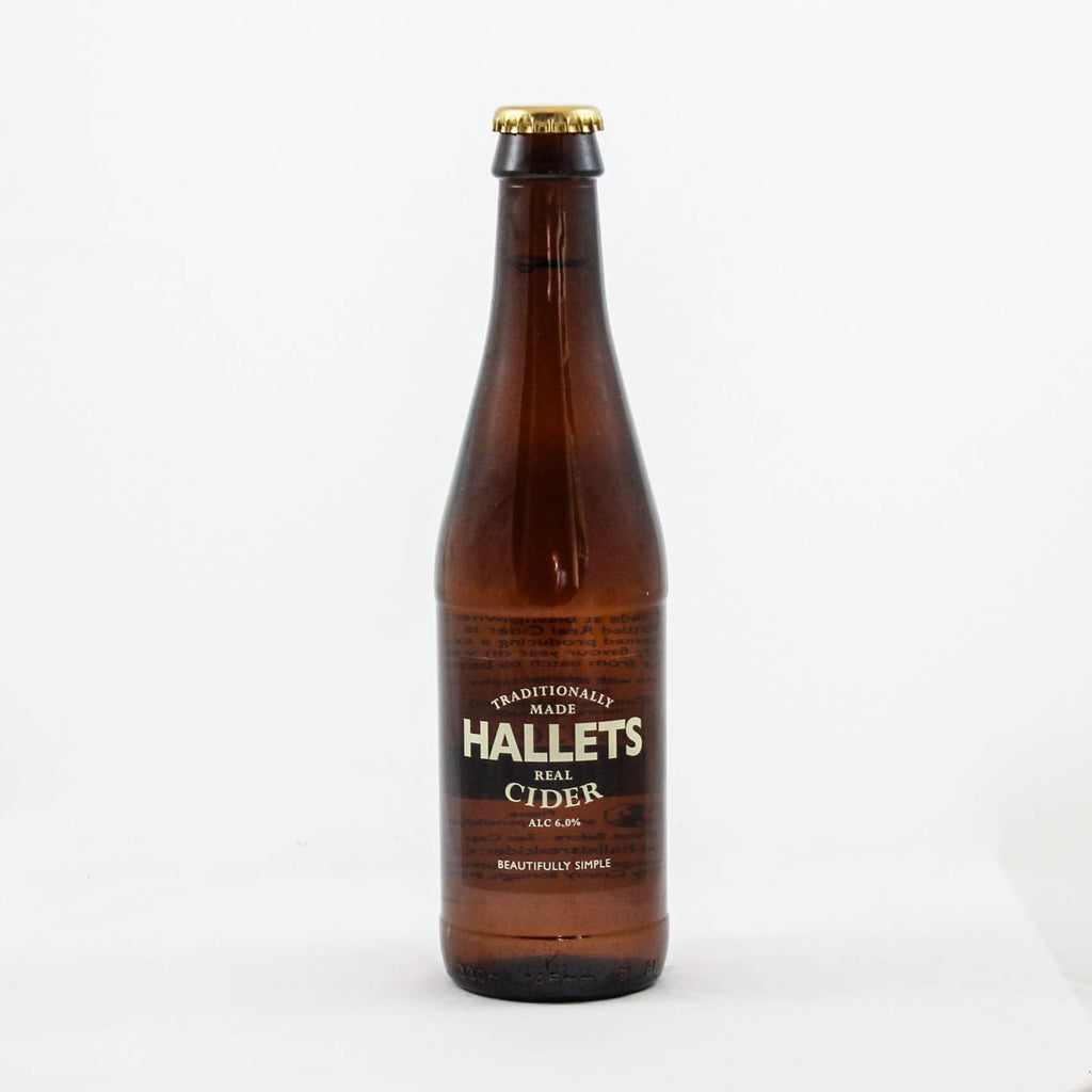 Picture of Hallets Real Cider 6%