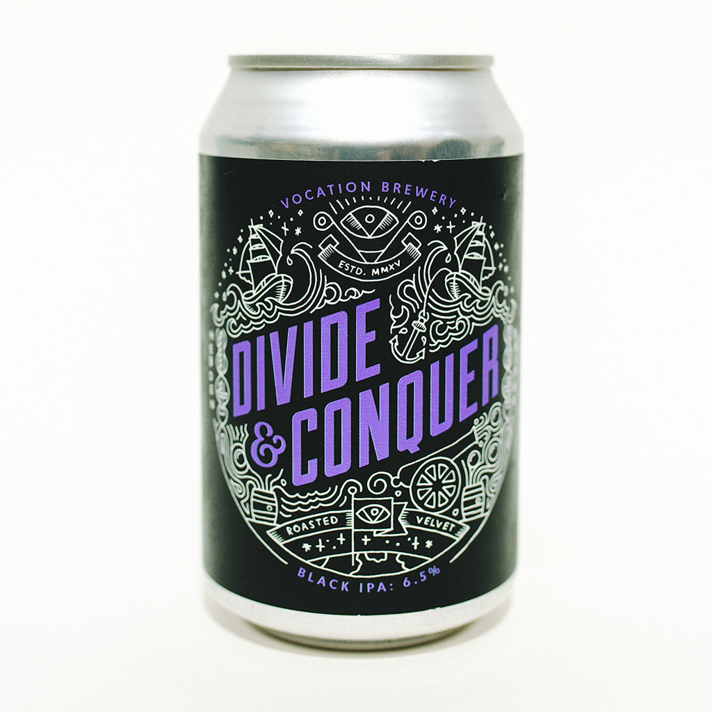 Picture of Divide & Conquer 6.5%