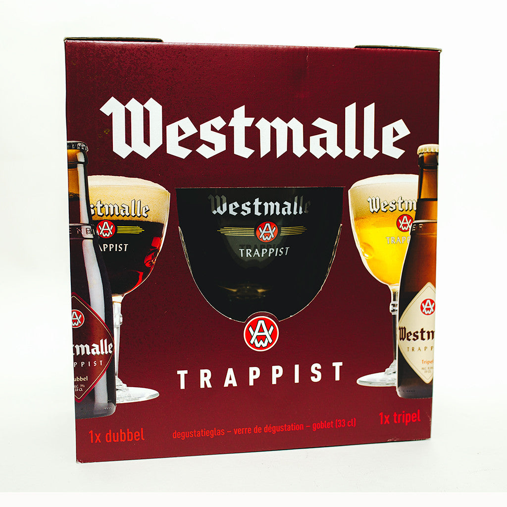 Picture of Westmalle Dubbel Gift Box 7%