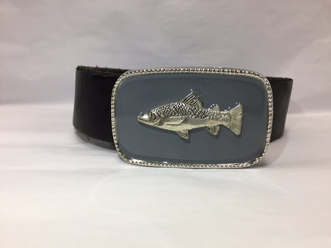 Enamel Fish Buckle