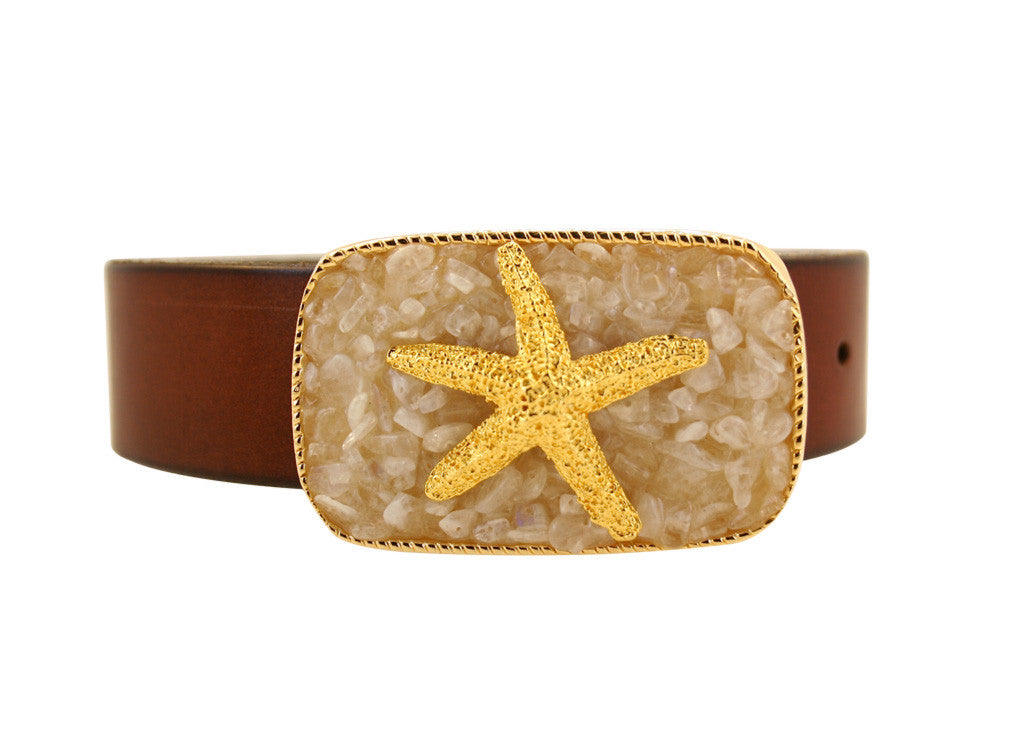 Small Starfish Buckle