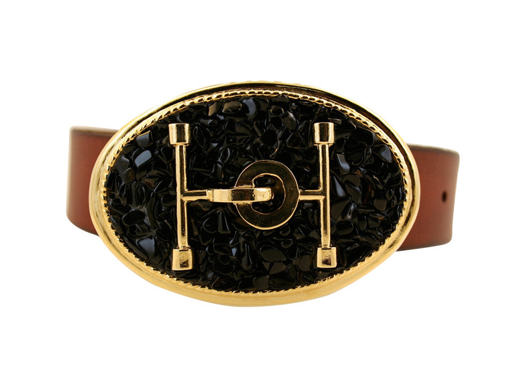 Large Greenwich Buckle
