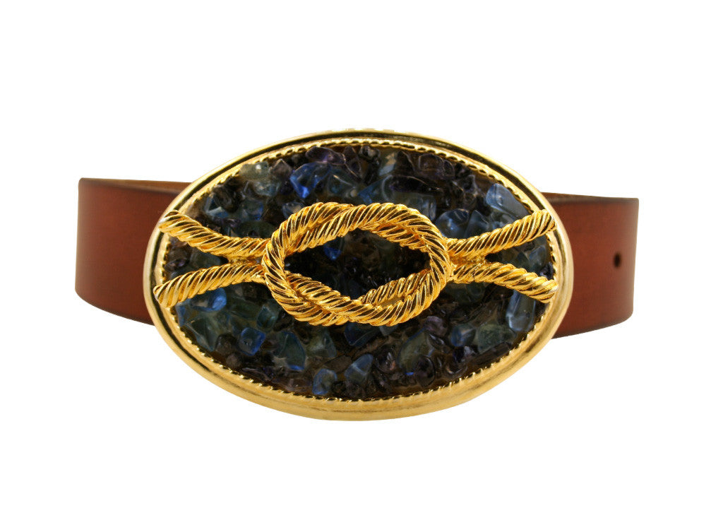 Nautical Knot Buckle
