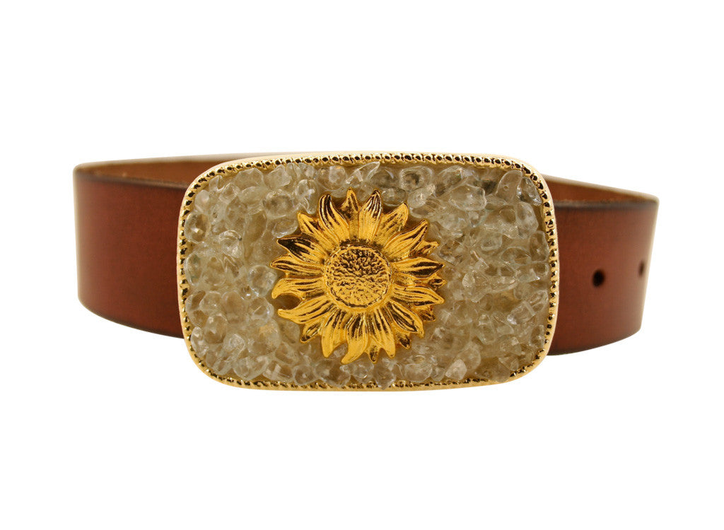 Sunflower Buckle