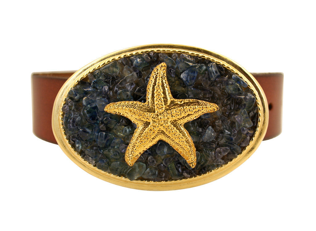 Large Starfish Buckle