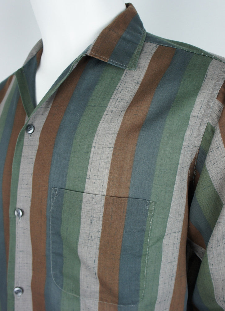 50's Striped Shirt