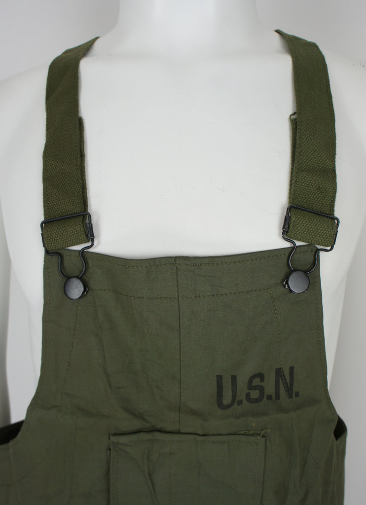 WWII Wet Weather Overalls