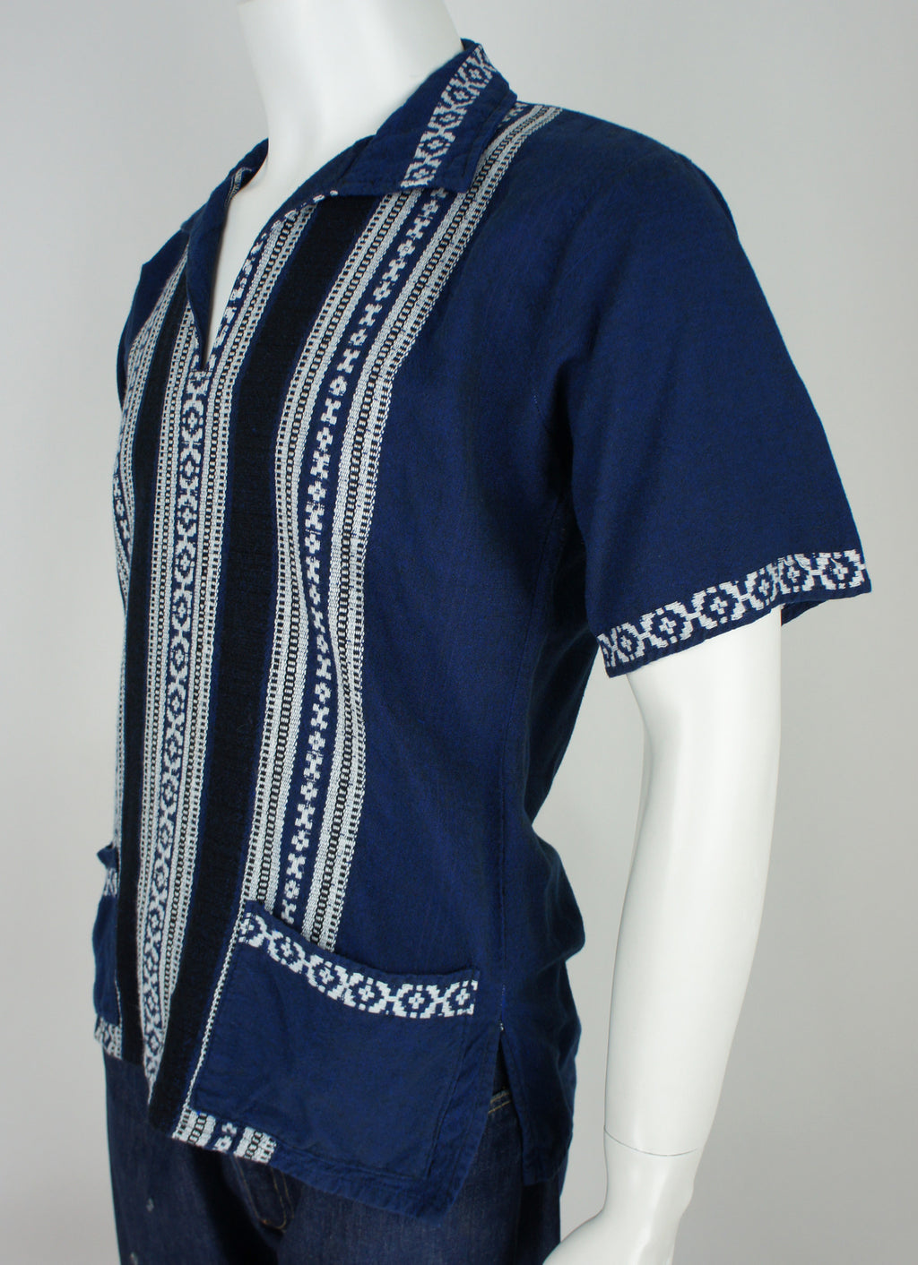 Greek Pullover Shirt