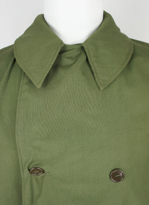 40's WWII Mackinaw Coat