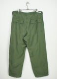 Cotton Utility Pants '66
