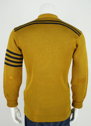 40's Letterman Sweater