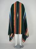 Striped Mexican Blanket