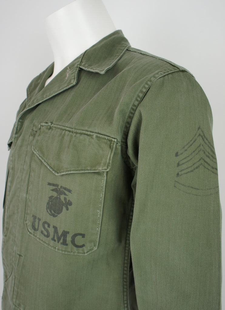 WWII HBT Marines Shirt