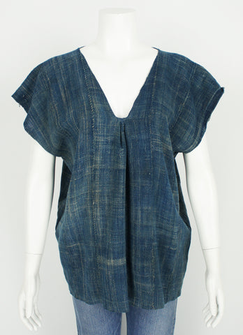 Indigo Mossi Top