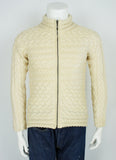 vintage Irish cable knit fisherman sweater size S/M