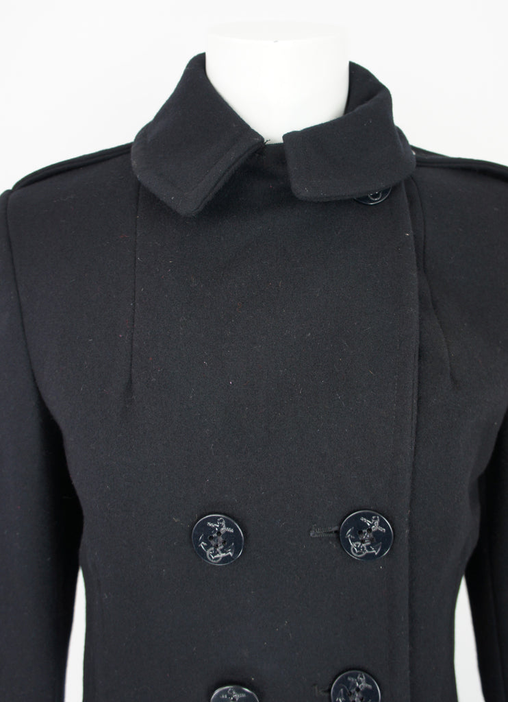 Navy Pea Coat