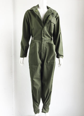 Vintage Army Coveralls size Small
