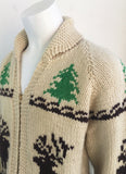 Vintage Cowichan Sweater