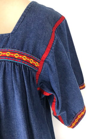 Denim Krist Gudnason Dress