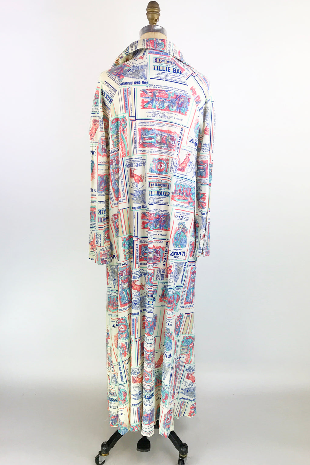 Butterfield 8 Caftan Dress