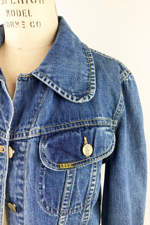 1970s Ms Lee Denim Jacket