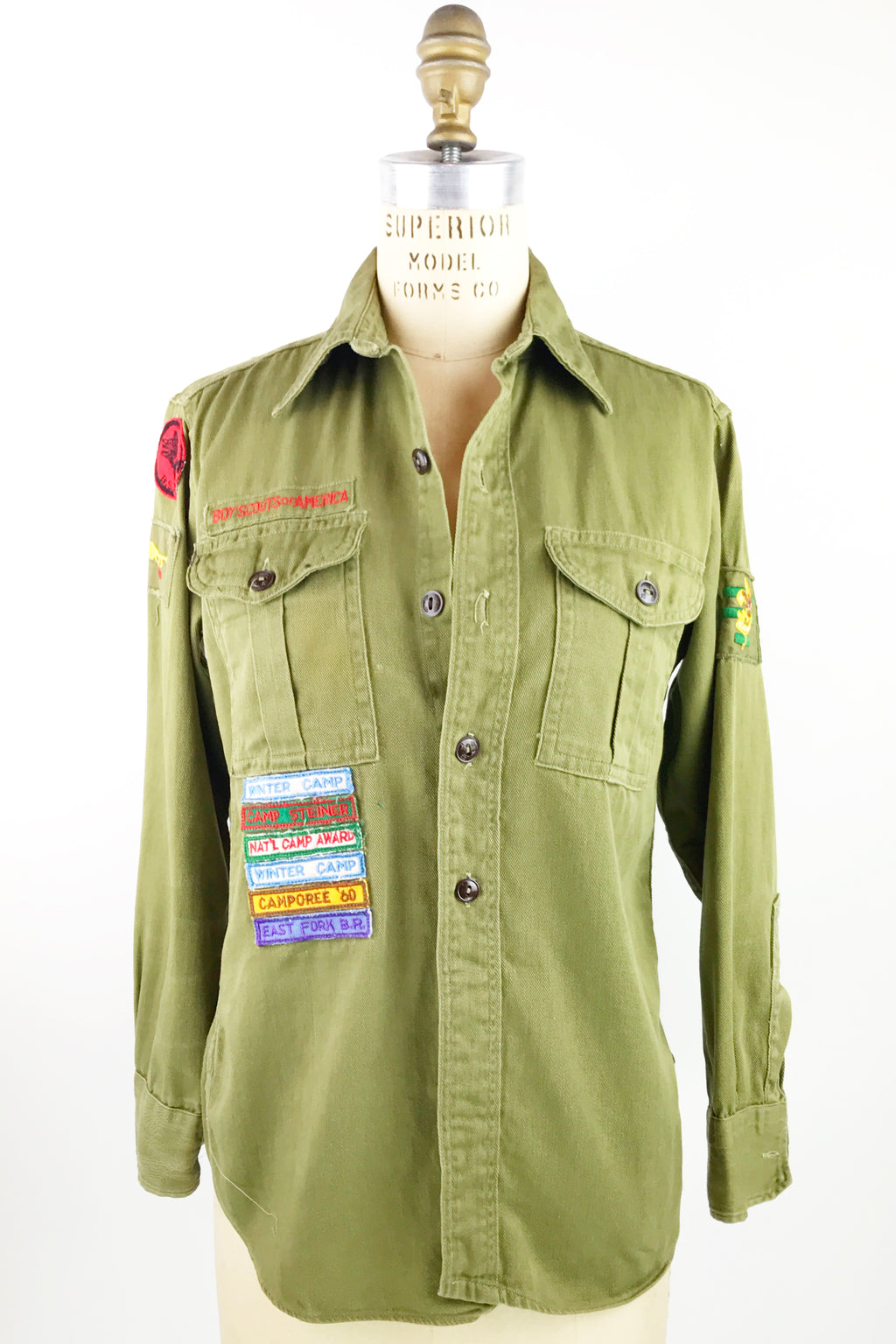 Boy Scout Shirt