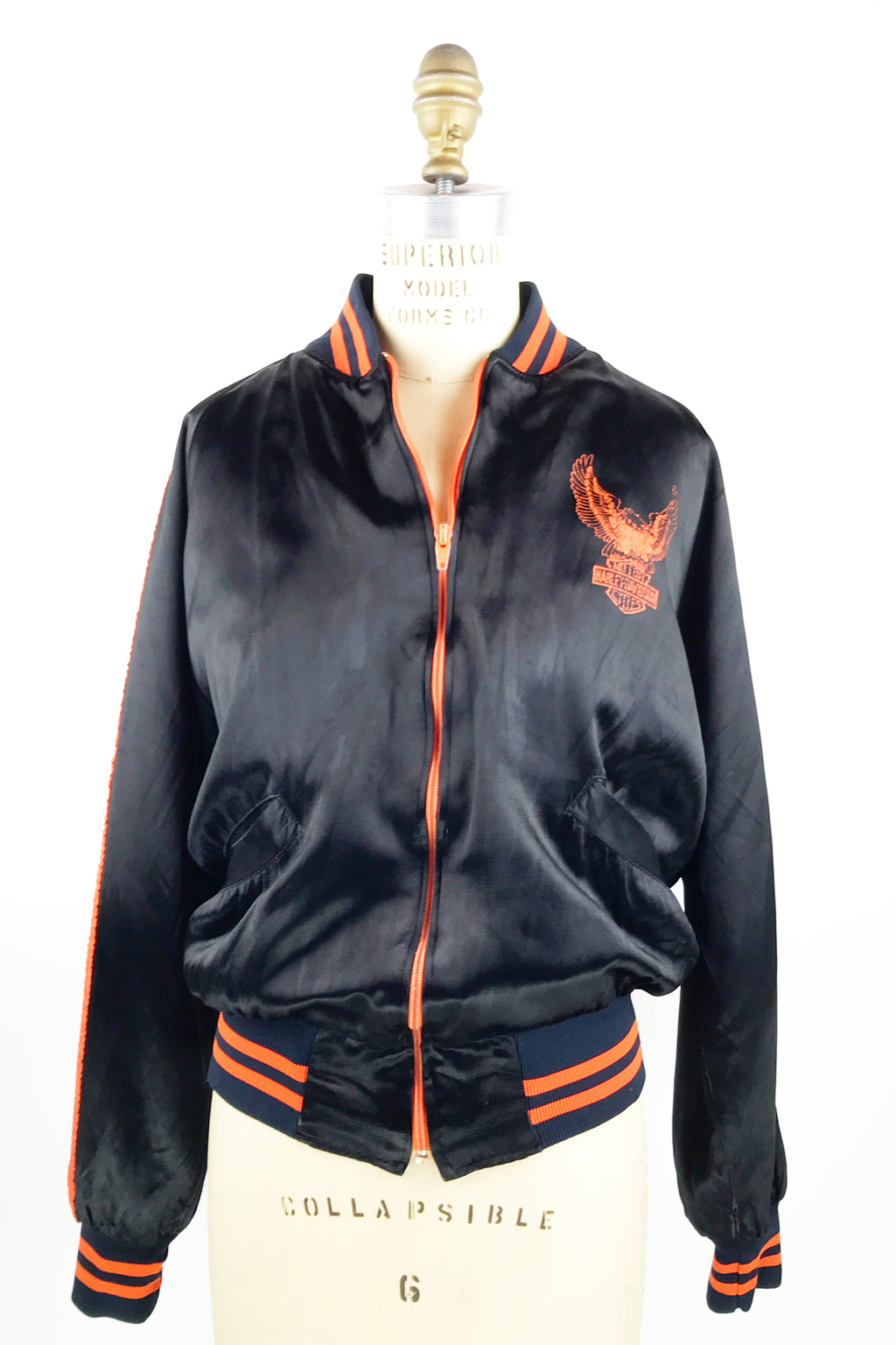 Harley David Satin Jacket