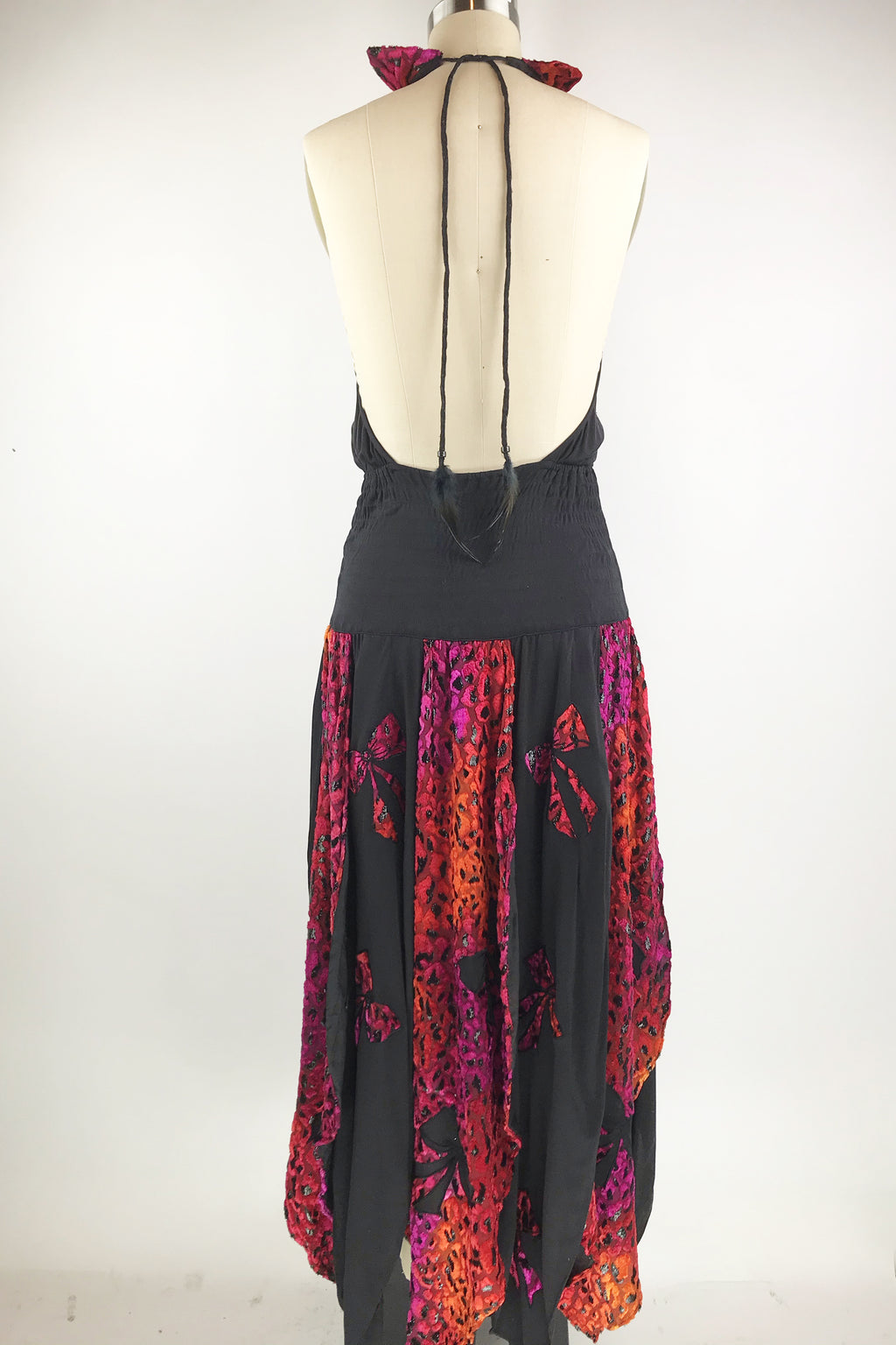 Vintage Diane Fries Dress