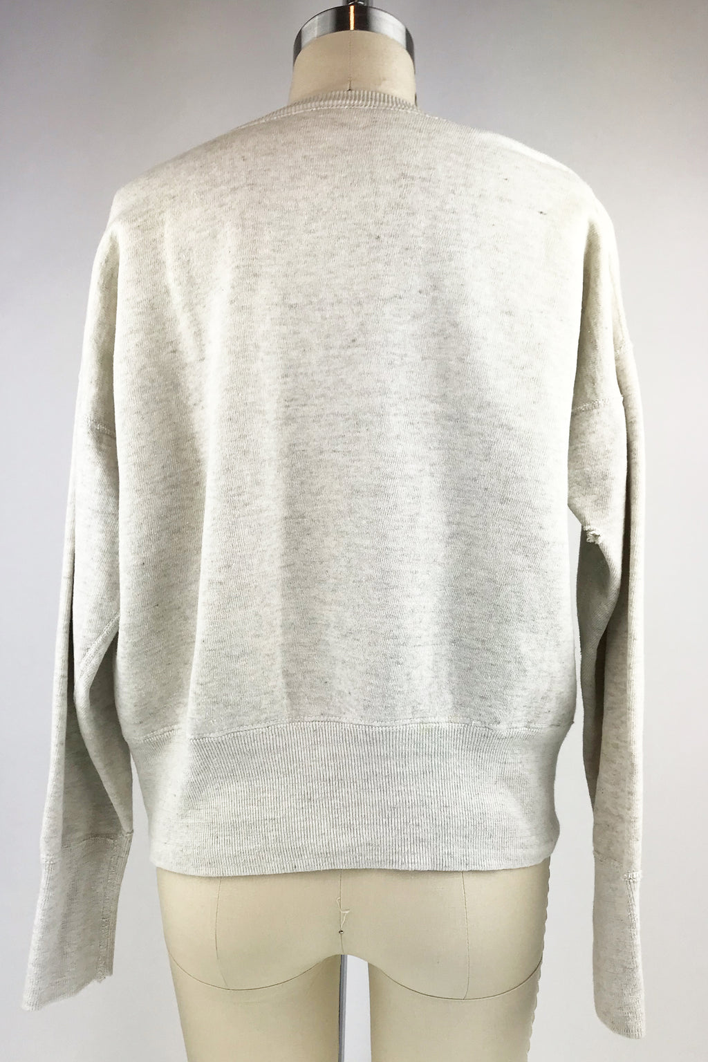 1950s Athletic Sweatshirt