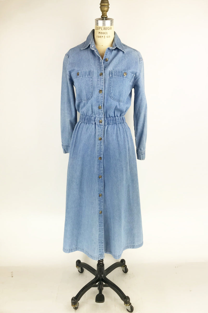 Perfect Denim Dress
